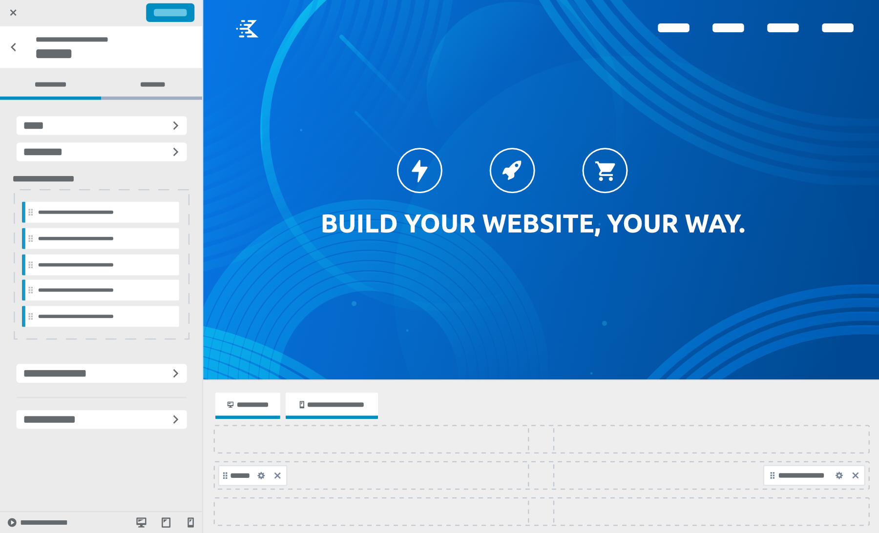 Kadence Free WordPress Theme - Build your website, your way.